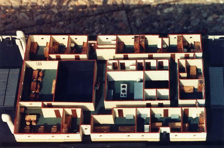 Modello del golfo di trieste for Piani di coperta compositi