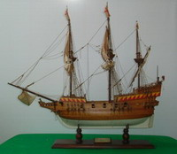 Galeone Golden Hind